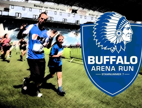 Buffalo Arena Run - De Gentenaar 10/02/2020